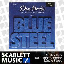 Dean Markley 2558 Blue Steel LTHB 10-52 Electric Strings