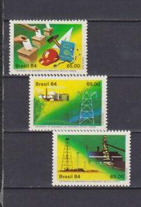 S19118) Brasilien Brazil MNH Neu 1984 G.Vargas 3v