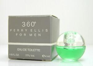 Perry Ellis 360° for Men Miniatur 4 ml Eau de Toilette
