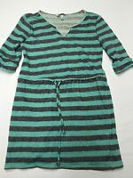 Womens SPEECHLESS Multicolor Striped Long Top Shirt Sz S NEW NWT