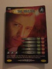 Rare Dr who battles in time card the master 600