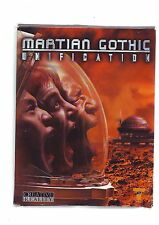 MARTIAN GOTHIC UNIFICATION - 2000 ACTION HORROR PC GAME - ORIGINAL RARE BIG BOX