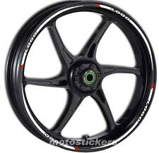 PIAGGIO Beverly 200 - Adesivi Cerchi – Kit ruote modello 4P