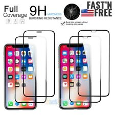 4 Pack 10D Curved Tempered Glass Full Screen Protector For iPhone 11 11 Pro Max