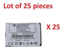 25x Original Motorola Battery SNN5743A for M500 V975 V980 V1050 E770v C975