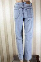 "LEE RIDERS Women's 10 P Petite Straight Leg 100% Cotton Denim Jeans 28"" Inseam"