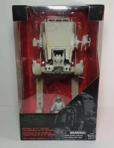 Star Wars Black Series IMPERIAL AT-ST WALKER w/ Driver BRAND NEW SEALED