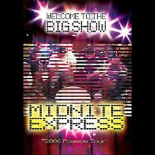 Midnite Express - Welcome to the Big Show [New DVD] NTSC Format