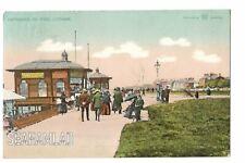 Lytham, pier entrance pu 1910
