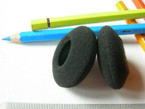Coussinet de recharge mousse oreillette pour casque 40 mm p.e. Sony, Philips