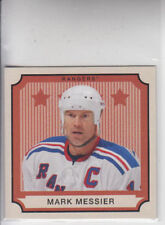 14/15 OPC New York Rangers Mark Messier V Series A card #S-36