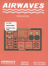 Airwaves 1/72 P-51D/K Mustang etch for Academy kit # AEC72047