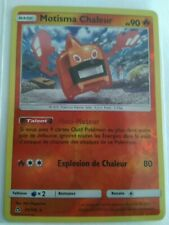 Carte Pokemon MOTISMA CHALEUR 24//156 Rare Soleil et Lune 5 SL5 FR NEUF