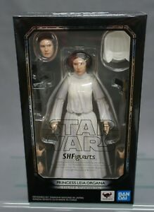 SH S.H. Figuarts Leia Star Wars Princess-Leia Organa (A New Hope) Bandai NEW