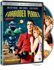 FORBIDDEN PLANET (2PC) / (ANIV WS) - DVD - Region 1