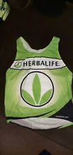 Herbalife Tri singlet men's size large