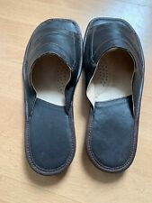 Slippers Men's Slippers, Real Leather - Summer all Sizes