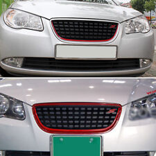 Front Hood Sports Grille For 2007 2010 Hyundai Elantra HD