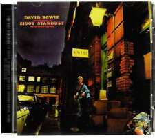 DAVID BOWIE - The Rise and Fall Of Ziggy Sta NUEVO CD
