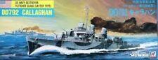 Pit-Road W-1 - DD792 Callaghan US Navy Destroyer - 1:700