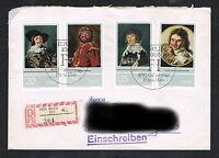 DDR Ersttagsbrief und Bedarfsbrief 2543-46 komplett  (158)