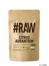 CITRUS aurantium V Caps 120 x 50mg ARANCIO AMARO estratto #RAW