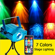 LED R&G Ripple Effect Party DJ Club Stage Light laser Projector Remote Control