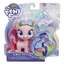 My Little Pony Dress Up Pinkie Pie Action Figure 5 Mystery Accessories Comb Doll