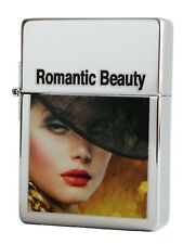 Zippo Lighter ● Romantic Beauty Gold Replica Limited ● 2003284 New OVP ● A308