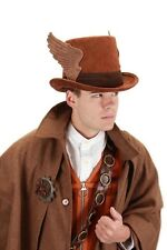 Steampunk Wings Hatband Costume Accessory Elope