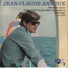45 T  EP JEAN CLAUDE ANNOUX *FLEUR DE MARIE*