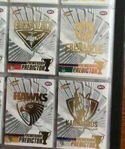 2008 Classic- Essendon Premiership Predictor & Redeemed Draft Rookie Tayte Pears