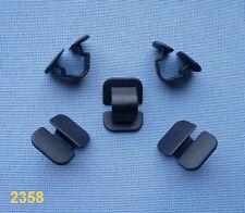(2358) 5x Dämmmatte Motorhaube Clip  für Passat Polo Golf 3 Vento Audi Seat