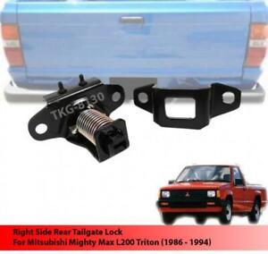 RH Rear Tailgate Lock Latch For Mitsubishi Mighty Max / L200 / Triton 1986-1994