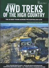 BOILING BILLY - 4WD TREKS OF THE HIGH COUNTRY - 'NEW' 1ST EDITION MAP DETAILED