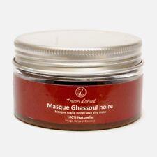 Masque de Rhassoul Ghassoul (Argile noire) Bio 100g
