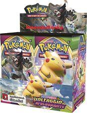 Pokemon Spada e Scudo Voltaggio Sfolgorante display 36 buste