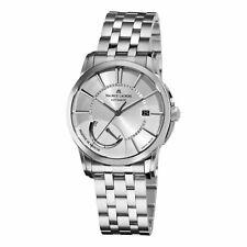 Maurice Lacroix Pontos Reserve De Marche 39.5in. Automatic Men's Silver Watch - (PT6168SS002131)