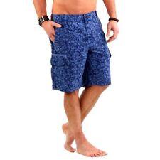 Hosengröße 34 Herren-Freizeitshorts aus Baumwolle