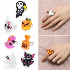 Fashion Multi-style Ghost Punk Rock Funny Party Halloween Ring Jewelry