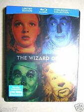 The Wizard Of Oz Future Shop Exclusive Blu-Ray SteelBook New