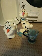 Disney frozen olaf drinks cups
