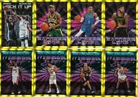 18/19 2018/19 Donruss Holo Franchise Feature #12 Victor Oladipo 14/25