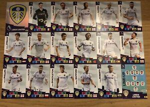 Panini Adrenalyn XL Liga Premier 2020//21 equipo conjunto de todas las 18 Tarjetas De Liverpool