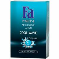 FA Men After Shave Lotion Cool Wave 100 ml / 3.38 fl. oz. Free Shipping