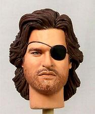 1:6 Custom Head of Kurt Russell as Snake Plissken from Escape From New York