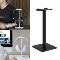 Headset Earphone Hanger Holder Headphone Stand Desktop Holder Display Rack X0O2