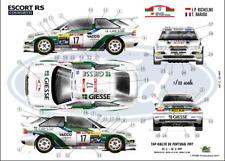 [FFSMC Productions] Decals 1/32 Ford Escord RS Cosworth WRC Richelmi Portugal 97