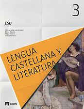 (15).LENGUA LITERATURA 3ºESO. NUEVO. Nacional URGENTE/Internac. económico. LIBRO