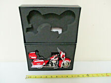 Harley-Davidson Ohio State Buckeyes Classic Electra Glide By DCP 1/12th Scale